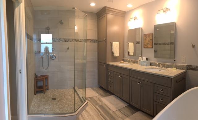 bathroom remodeling port Charlotte